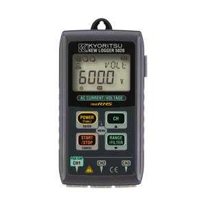 共立電気計器 電流/電圧用データロガー 5020【代引不可】