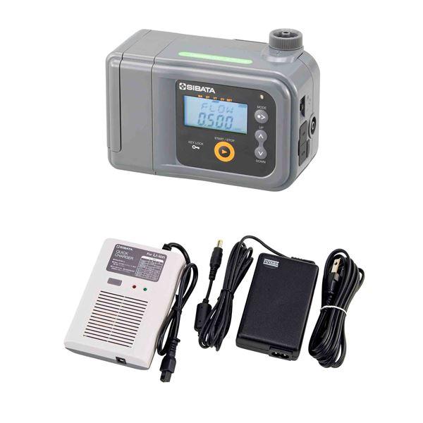 【柴田科学】ミニポンプ QC-10N型付 MP-Σ30NII型 080860-0345
