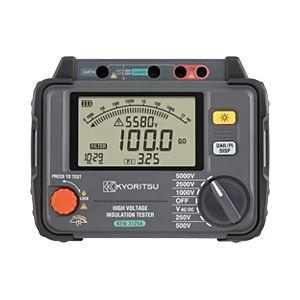共立電気計器 アナログ絶縁抵抗計(高圧) 3125A【代引不可】
