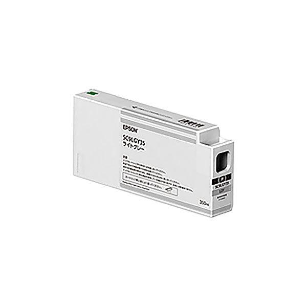 エプソン インクトナーカートリッジ SC9 薄灰色 (業務用3セット) 【純正品】 EPSON エプソン インクカートリッジ 【SC9LGY35 ライトグレー】