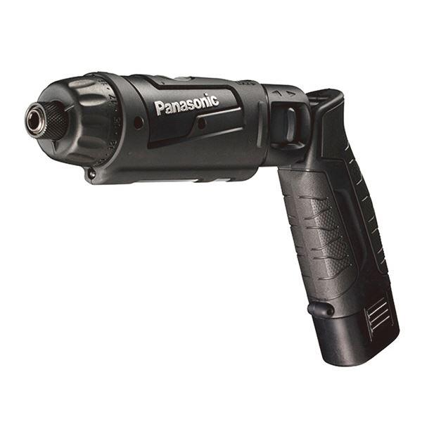 Panasonic(パナソニック) EZ7421LA2S-B 7.2V充電スティックドリルドライバー(黒)