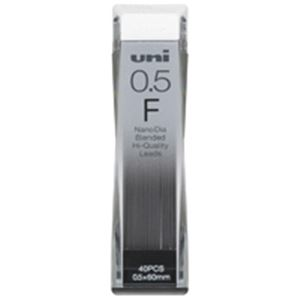 (業務用200セット) 三菱鉛筆 シャープペン替芯 ユニ 0.5mm U05202ND F