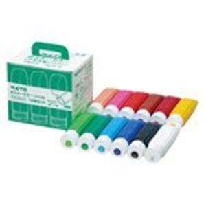 (業務用5セット) ぺんてる ポスターカラークラス用/水彩絵具 【12色セット】 各230mL チューブ入り YNG3-12