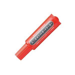 (業務用200セット) 三菱鉛筆 ホワイトボードマーカー PWB7M15 太赤