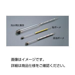 (まとめ)赤沼式海水用比重計 B(1.020~1.030)【×3セット】