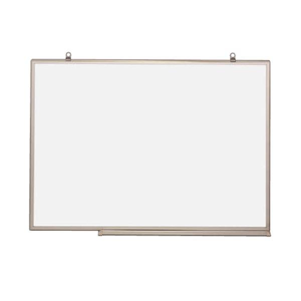 馬印 壁掛ホワイトボード NV34 無地 1200×900mm