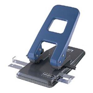 (業務用5セット) プラス ペーパーパンチ NO.900 ブルー