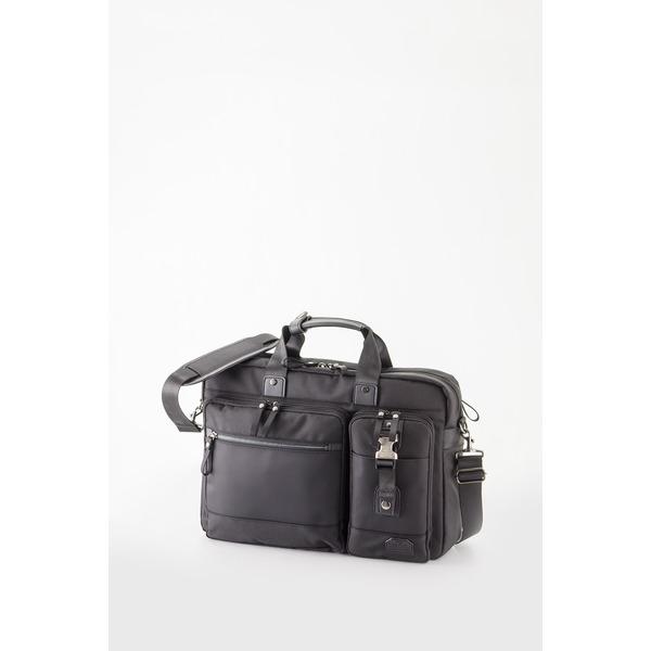 ビジネスバッグ/2WAYバッグ 【ブラック】 H42×W30×D9.5cm B4サイズ