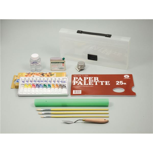 (まとめ)アーテック ファースター油絵具12色PPセット 【×5セット】