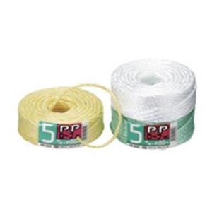 (業務用100セット) 宮島化学工業 PPロープ HR-001 小巻 50m 白