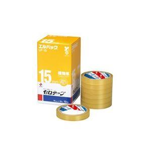 (業務用20セット) ニチバン セロテープ Lパック LP-15 15mm×35m 12巻, 鍵と防犯の専門店smile-security f164cb27