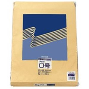 (業務用20セット) 高春堂 クラフト封筒 712 角0 100枚