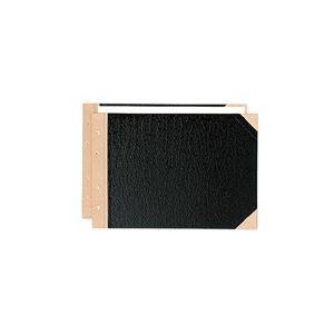 (業務用100セット) プラス とじ込み表紙 FL-004TU B4E 4穴