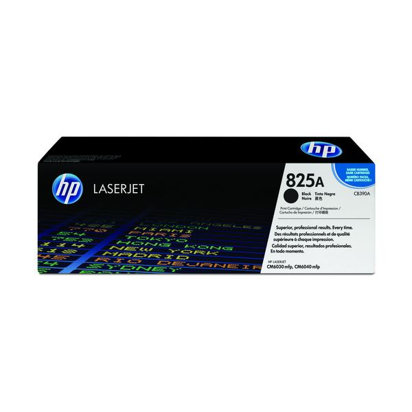 メーカー純正レーザープリンタ用トナーカートリッジ (まとめ)HP プリントカートリッジ 黒CB390A 1個【×3セット】