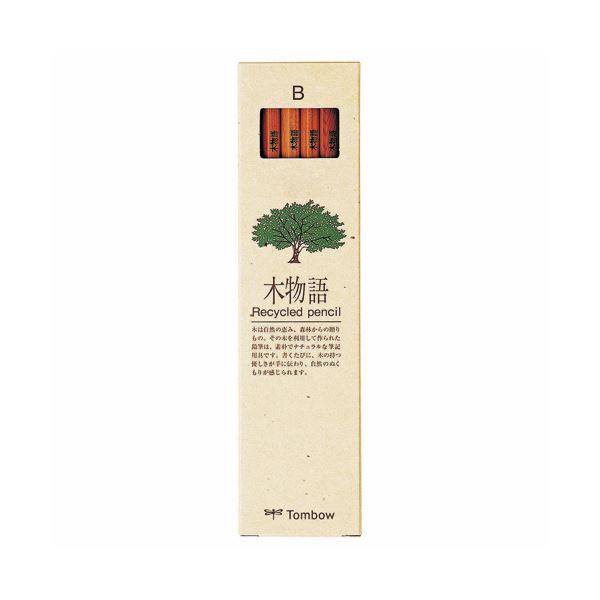 (まとめ) トンボ鉛筆 エコ鉛筆木物語 BLA-KEAB 1ダース(12本) 【×30セット】