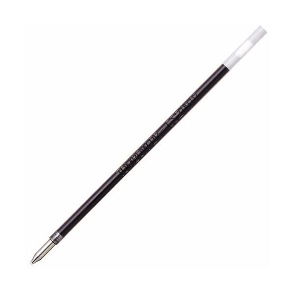 (まとめ) トンボ鉛筆 油性ボールペン替芯 CS2 0.7mm 黒 リポーターオブジェクトK3・K4用 BR-CS233 1セット(10本) 【×30セット】