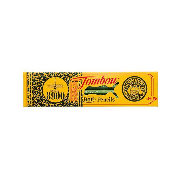 (まとめ) トンボ鉛筆 鉛筆8900 2B 8900-2B 1ダース(12本) 【×30セット】