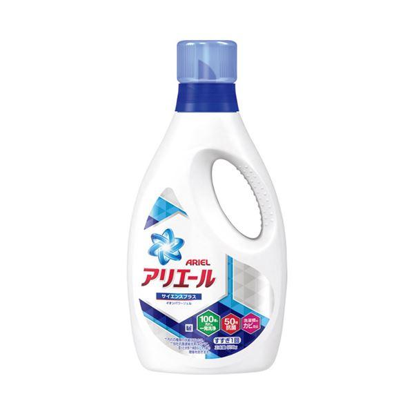 (まとめ)P&G アリエールイオンパワージェル 本体 910g【×30セット】