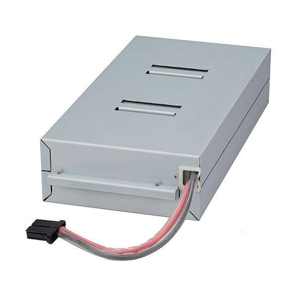 オムロン UPS交換用バッテリパックBU60RE用 BUB60RE 1個