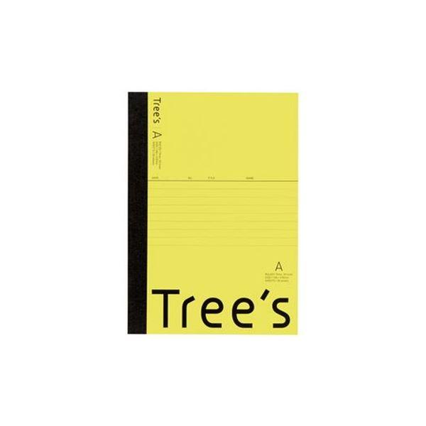 まとめ キョクトウ アソシエイツ Seasonal Wrap入荷 Trees A5 30枚 イエロー 〔沖縄離島発送不可〕 営業 ×50セット A罫