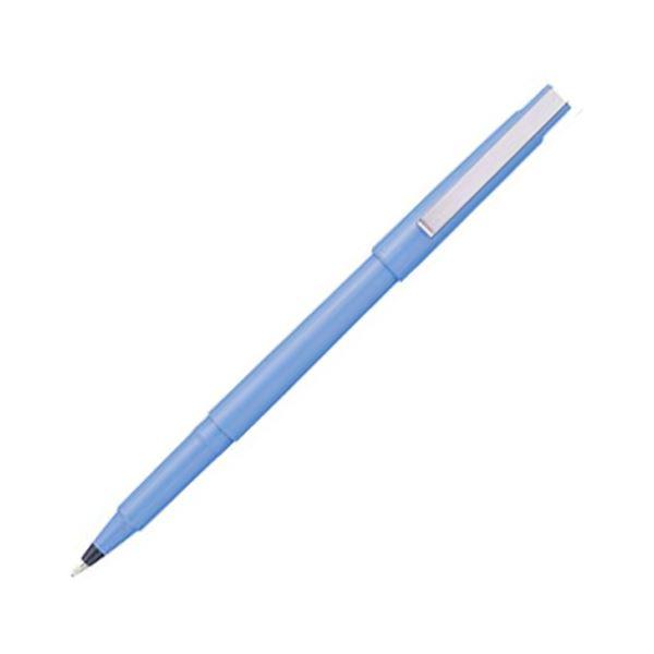 (まとめ) 三菱鉛筆 水性ボールペン ユニボール 0.5mm 黒 UB105.24 1本 【×100セット】