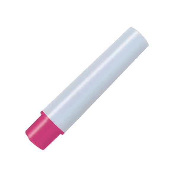 (まとめ) ゼブラ 油性マーカー マッキーケア極細 つめ替え用インクカートリッジ ピンク RYYTS5-P 1パック(2本) 【×100セット】