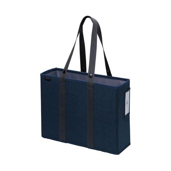 (まとめ)ソニック キャビネットバッグ(A4ファイル) UT-2035-K【×10セット】