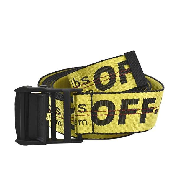 OFF-WHITE(オフホワイト) ベルト OWRB009E19223098 6010 YELLOW BLACK