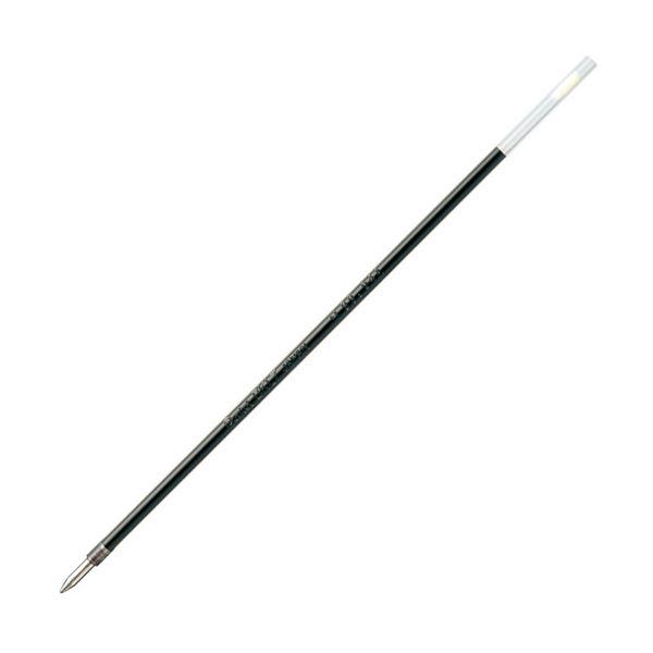 (まとめ) ぺんてる 油性ボールペン替芯 0.7mm 細字 黒 BKL7-A 1セット(10本) 【×30セット】