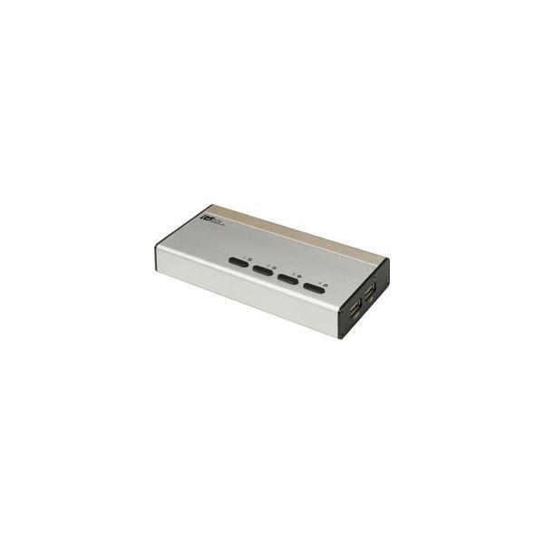 USB接続DVI Audio対応 PC ラトックシステム 4台用 REX-430UDA〔沖縄離島発送不可〕 大好評です 数量限定