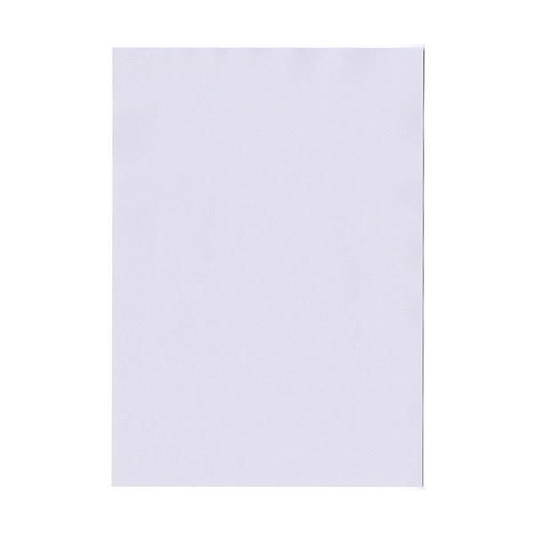 北越コーポレーション 紀州の色上質A4T目 薄口 藤 1箱(4000枚:500枚×8冊)