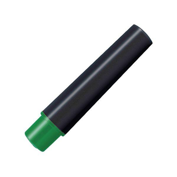 (まとめ) ゼブラ 水性マーカー紙用マッキー(太+細)用インクカートリッジ 緑 RWYT5-G 1パック(2本) 【×100セット】