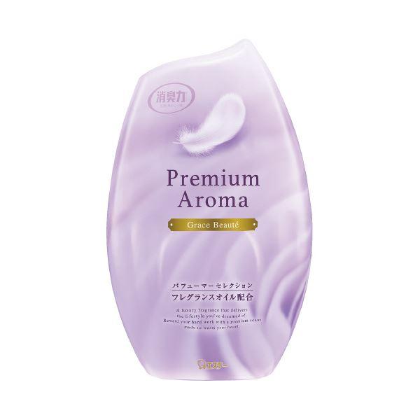 (まとめ)エステー お部屋の消臭力PremiumAroma グレイスボーテ【×50セット】