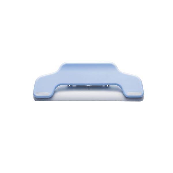(まとめ)プラス マグネットクリップワイドCP-123MW ライトブルー【×50セット】〔沖縄離島発送不可〕