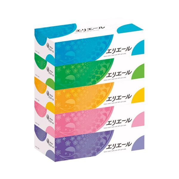 (まとめ) 大王製紙 エリエール ティッシュー 60箱【×3セット】