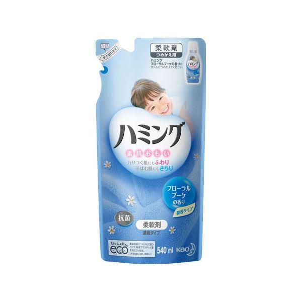 (まとめ) 花王 フローラルブーケ 詰替 540ml 15本【×3セット】