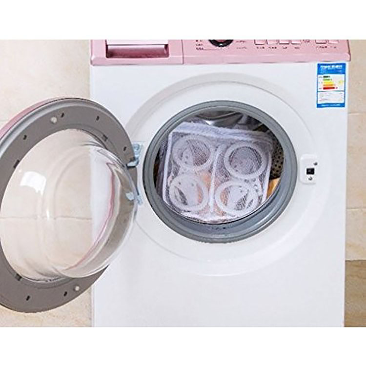 【メール便】シューズ用の洗濯ネット洗濯用品 洗濯ネット おしゃれ 洗濯 ネットシューズ用