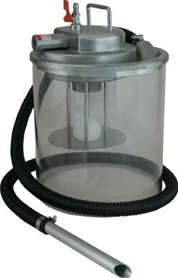 【取寄】[アクア]アクア エアバキュームクリーナー(ペール缶吸入専用) APPQO400G[環境安全用品 清掃用品 そうじ機 アクアシステム(株)]【TD】【TN】