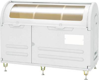 【取寄】[アロン]アロン ステーションボックス 透明#800A STBC800A[環境安全用品 清掃用品 ゴミ箱 アロン化成(株)]【TC】【TN】