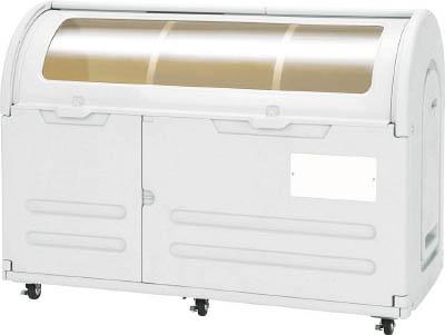 【取寄】[アロン]アロン ステーションボックス 透明#800C STBC800C[環境安全用品 清掃用品 ゴミ箱 アロン化成(株)]【TC】【TN】