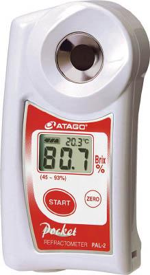 【アタゴ】ポケット糖度計 PAL-2【TN】【TC】【濃度計・糖度計・塩分計/水質・水分測定器/測定機器/アタゴ】