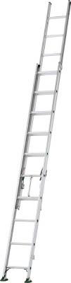 【取寄】[アルインコ]アルインコ 二連梯子 全長4.67m~7.43m 最大仕様質量130kg SX74D[工事用品 はしご・脚立 はしご アルインコ(株)]【TC】【TN】