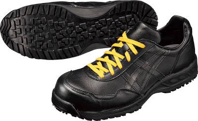 【取寄】アシックスアシックス 静電気帯電防止靴 ウィンジョブE50S ブラック 29.0cm FIE50S.9029.0 【TC】【TN】