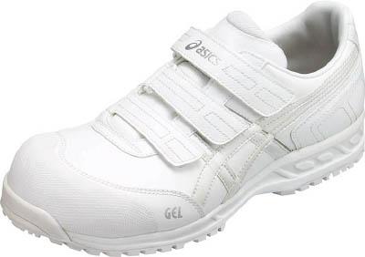 【取寄】アシックスウィンジョブ52S ホワイトXホワイト 25.0cm FIS52S.010125.0 【TC】【TN】