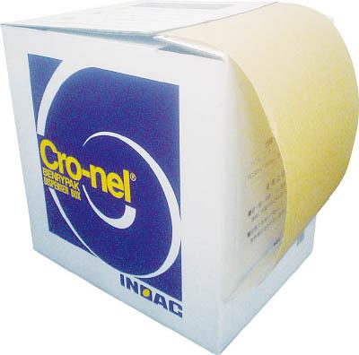 【イノアック】クロネルディスペンサーボックス 茶 1.6×290mm×70M巻 YE160DNL【TN】【TC】【緩衝材】