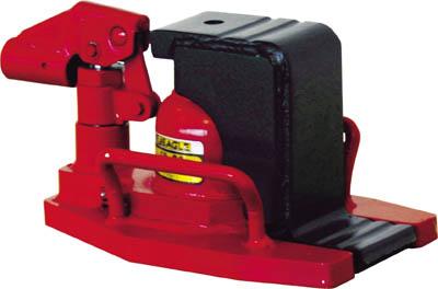 【イーグル】微調整用ミニ爪つきジャッキ GB-60 爪能力2t GB-60【TN】【TC】【爪付ジャッキ・ジャッキ用ハンドル/ジャッキ/油圧工具/今野製作所】