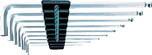 【KTC】KTC ハイグレードボールポイントL形ロング六角棒レンチセット[9本組] HLD2509B【手作業工具/六角棒レンチ】【TC】【TN】
