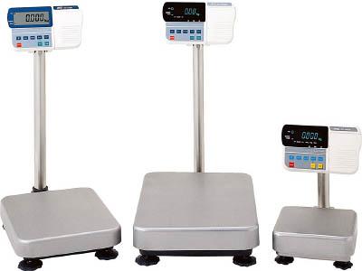 【A&D】防塵・防水デジタル台はかりウォーターストロング220kg液晶表示 HW200KGL【TN】【TC】【エー・アンド・デー/はかり】