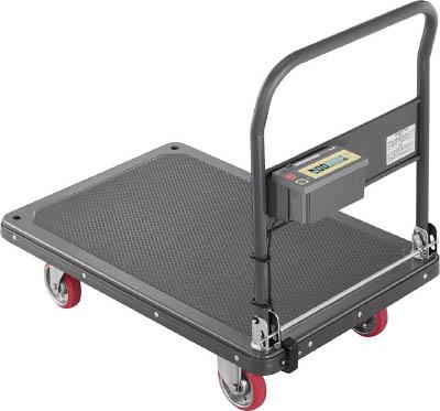 ※代引不可※[A&D]A&D カートスケール 200KG SD200[物流保管用品 運搬台車 プレス製運搬車 (株)エー・アンド・デイ]【TD】【TN】