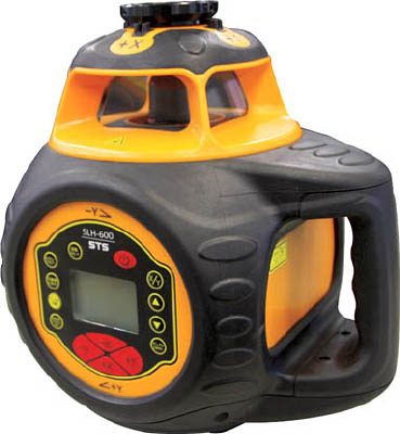 [STS]STS 勾配設定機能付回転レーザレベル SLH-600 SLH600[工事用品 測量用品 レーザー墨出器 STS(株)]【TC】【TN】